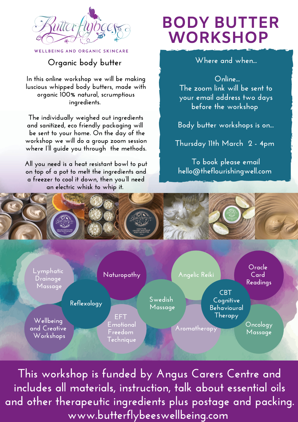 Body Butter Workshop