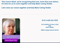 Carers Week 2020 - the Angus Carers Centre Newsletter