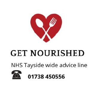 Get Nourished - New NHS Tayside Advice Line